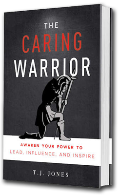 The Carring Warrior book